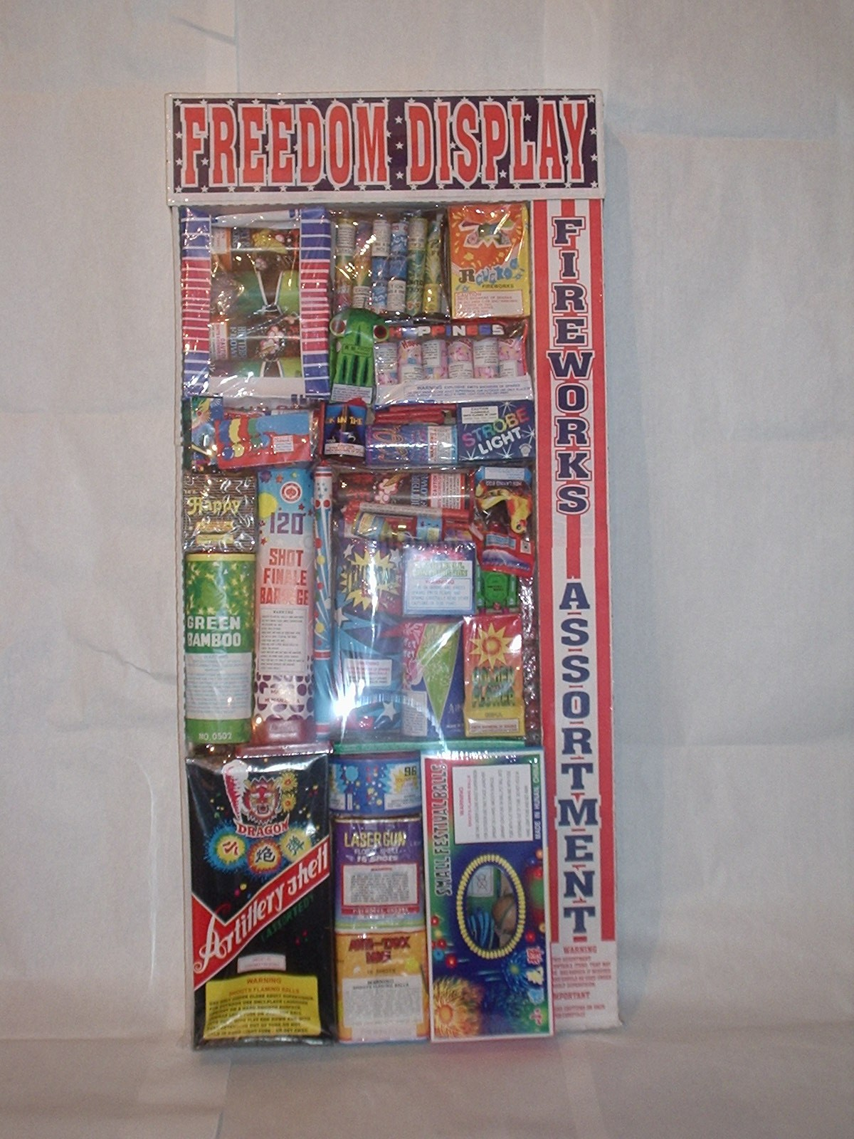 Illegal Explosives  Phantom Fireworks